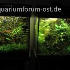 Tetra AquaArt Becken im Flur
