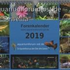 Forenkalender Aquarium-Forum Ost 2019